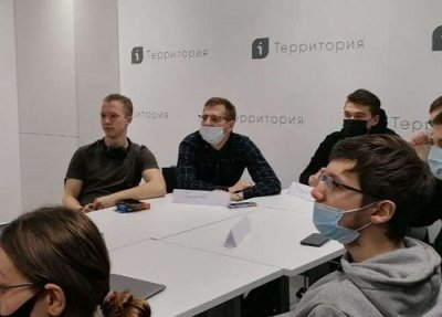 В Челябинске выбрали капитана студенческой команды, которая займется разработкой чат-бота для первой линии поликлиник совместно с госсвязистами