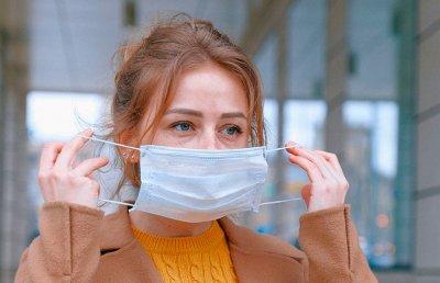 Как использовать защитную маску?