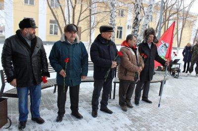 Увельчане почтили память воинов-интернационалистов