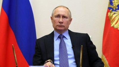 Президент РФ Владимир Путин обратится к нации со вторым обращением по коронавирусу