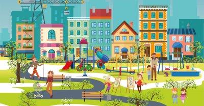 Увельчанам предлагают обсудить объекты благоустройства на 2021 год: Благоустройство улицы Красноармейской в п. Увельском