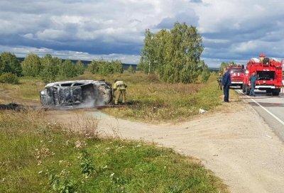 За минувшие выходные произошло 3 дорожно-транспортных происшествия с пострадавшими