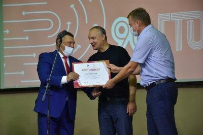 В Челябинской области появился новый посол ГТО
