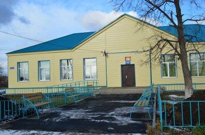 Проект ремонта дома культуры реализован в Малом Шумаково