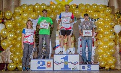 Увельские марафонцы – лучшие!