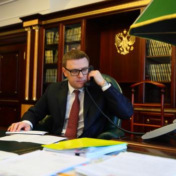 Алексей Текслер и Сергей Дрегваль обсудили актуальные вопросы электроснабжения Южного Урала