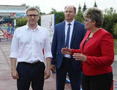 Исполняется год со дня вступления Алексея Текслера в должность губернатора области!