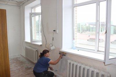 Второй этаж здания увельской ДШИ отремонтируют