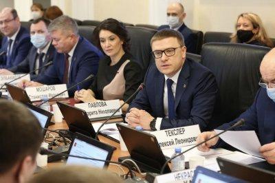 Губернатор Челябинской области выступил на двух расширенных заседаниях комитетов Совета Федерации