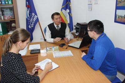 В Депутатском центре расскажут о новых мерах социальной поддержки