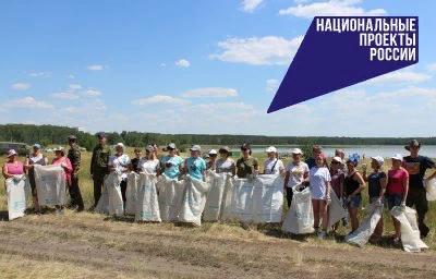 Увельчане поучаствовали в акции «Вода России»