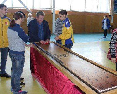 Чемпионат по настольным играм прошел в увельском ФОКе