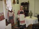 этнографическая комната Времён связующая нить в ДНТ