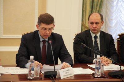 Губернатору Алексею Текслеру доложили о мерах по обеспечению безопасности южноуральцев в период новогодних праздников