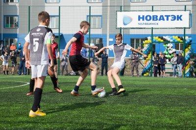 Увельские футболисты на призовых местах кубка «НОВАТЭК»