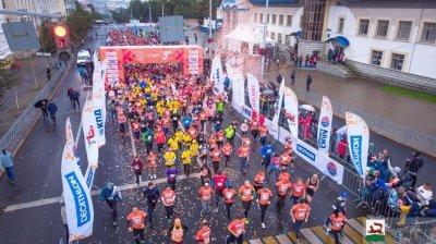 Увельчане – победители Уфимского марафона