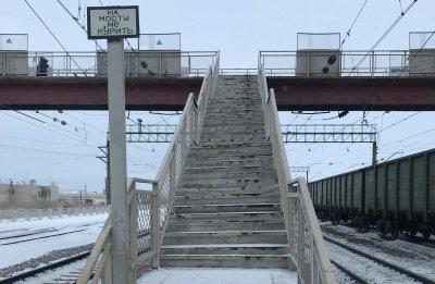 Анатолий Литовченко призвал ЮУЖД заняться обустройством перехода на  станции Нижнеувельская