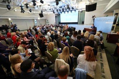 Алексей Текслер провел вторую пресс-конференцию
