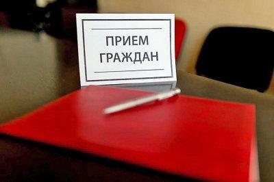 Возобновлен личный прием граждан главой района