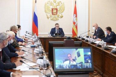 Алексей Текслер провел совещание с главами муниципалитетов по вопросу реализации в Челябинской области проектов комплексного развития территорий