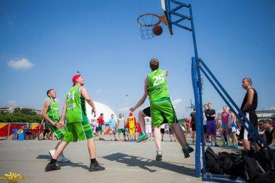На Южном Урале состоятся Всероссийские массовые соревнования по уличному баскетболу «Оранжевый мяч-2021»