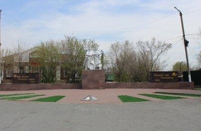 Состояние памятников павшим в Великой Отечественной войне – на контроле
