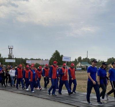 В Челябинской области завершился фестиваль спорта среди сельских поселений
