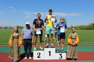 Аргаяшский район – победитель 43-х областных летних спортивных игр «Золотой колос 2021»
