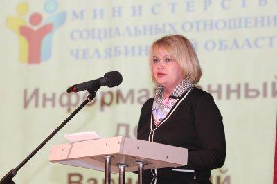 В п. Увельском пройдет День министерства соцотношений