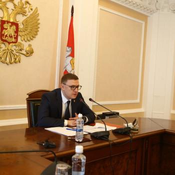 Алексей Текслер провел прием граждан по видеосвязи