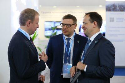 Южноуральские компании представили свой потенциал на Форуме межрегионального сотрудничества в Омске