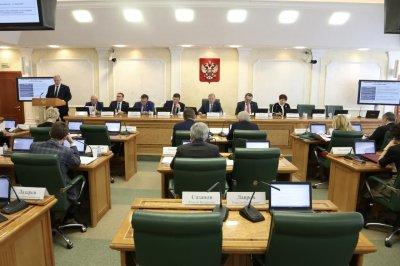 Алексей Текслер выступил на заседании Совета Федерации России в рамках Дней Челябинской области