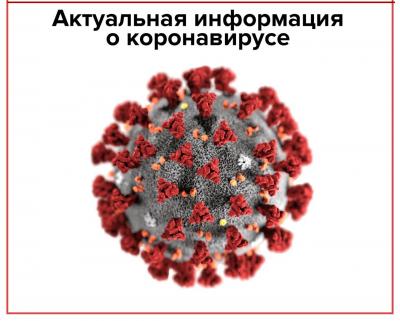 Актуальная информация, связанная с коронавирусом, в новом разделе сайта!
