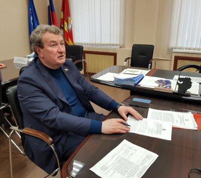 Анатолий Литовченко: «Больше всего вопросов к качеству услуг и прозрачности счетов за ЖКХ»