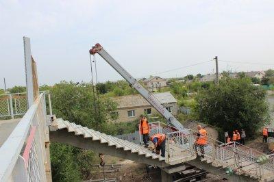 Внимание! Продолжится ремонт моста!