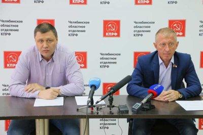 Кандидат в губернаторы Челябинской области Константин Нациевский провел пресс-конференцию