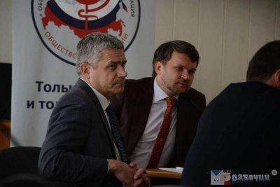 Оптимизацию здравоохранения Челябинской области обсудили на круглом столе
