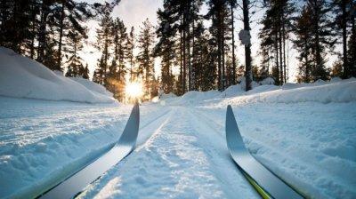 Увельчан приглашают покататься на лыжах на стадионе