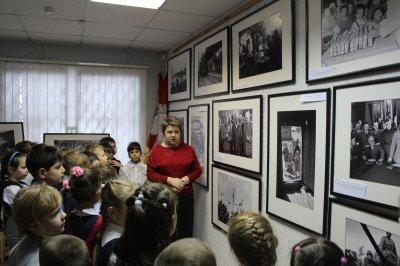 В Увельском музее проходят мероприятия к 75-летию Победы