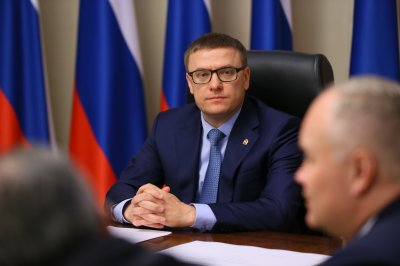 Алексей Текслер встретился с Юрием Нагорных