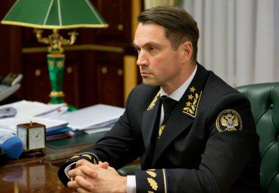Алексей Текслер встретился с Алексеем Лошкиным