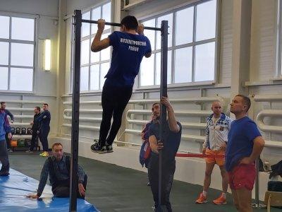 Увельчане победили в многоборье ГТО в рамках областной спартакиады «Уральская метелица»