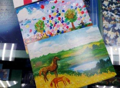 Южноуральцы приобрели в отделениях Почты России более 3,5 тысяч благотворительных открыток