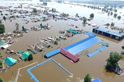 Увельчане могут помочь жителям Иркутской области, пострадавшим от наводнения!