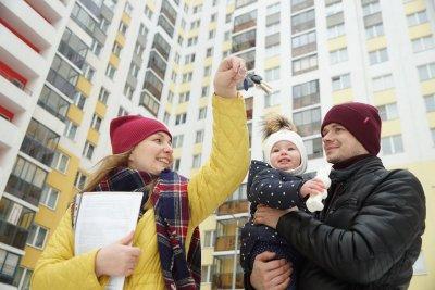 На Южном Урале семьи с детьми берут ипотеку под 6%