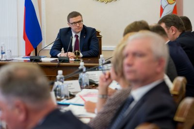 Алексей Текслер дал большое интервью ГТРК «Южный Урал»