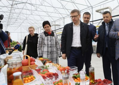 Алексей Текслер: Предприятия, нацеленные на продовольственную безопасность региона, получат областную поддержку
