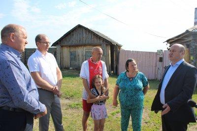 Ситуация с водоснабжением на ежедневном контроле у руководства района и области