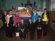 Выставка рисунков в честь Дня неизвестного солдата