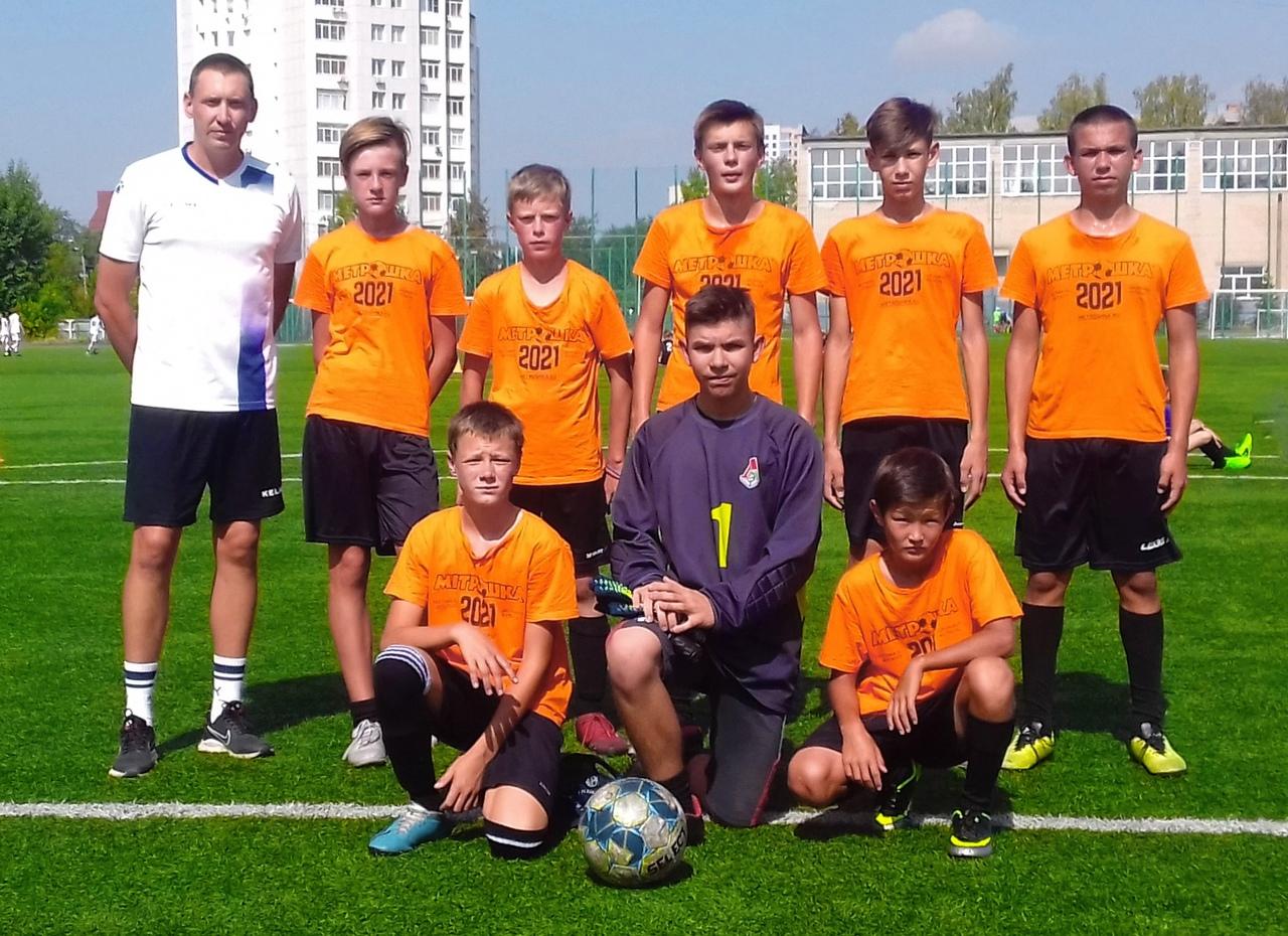 Карталинские футболисты приняли участие в фестивале детского дворового футбола
